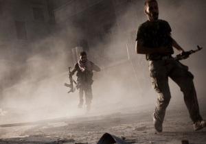 Алеппо остался без питьевой воды на фоне жестоких боев