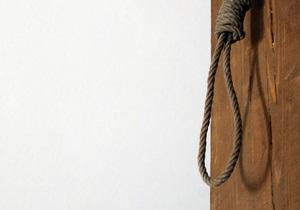 В Черниговской области найден повешенным пятиклассник