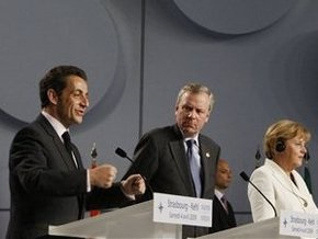 Франция вступила в военные структуры НАТО