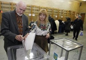 В ЦИК не поступили данные о результатах голосования из семи округов