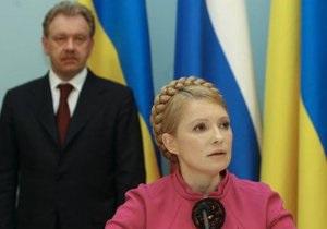 ПР: Показания Дубины подтверждают, что Тимошенко предала национальные интересы