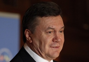Янукович уверен, что после выборов отношения Украины со странами ЕС и США восстановятся
