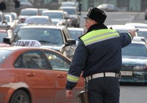 За минувшие сутки в Украине не произошло ни одного ДТП, совершенного по вине пьяных водителей