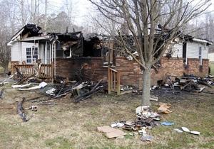 Пожар в Кентукки унес жизни беременной женщины и пятерых детей