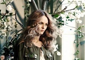 Ванесса Паради стала лицом коллекции H&M