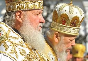 Фокус: Окружение патриарха Кирилла предприняло попытку переворота в УПЦ МП
