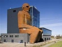 В Нидерландах открылся человек-музей