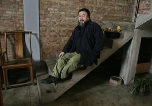 Местонахождение китайского художника Ай Вэйвэя до сих пор не известно