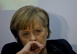 Меркель поддержала главу Бундесбанка, выступающего против интервенции ЕЦБ на долговые рынки