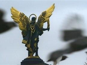 На новом гербе Киева у Архистратига Михаила появится корона и серебристый плащ