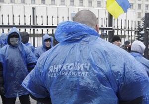 В БЮТ заявили, что Партия регионов установила дежурство в ВАСУ
