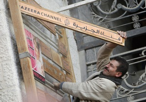 Журналистов Al-Jazeera выдворили с брифинга египетских военных, обвинив в предвзятости