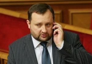 Парламент не смог лишить Арбузова кресла главы НБУ
