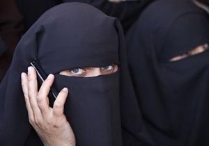 Сирийским студенткам запретили носить никаб в университете