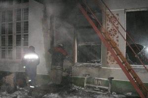 Новости Киевской области - В Киевской области сгорела школа
