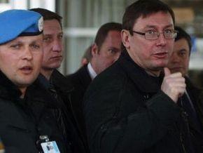 Луценко будет разгонять агрессивных демонстрантов слезоточивым газом