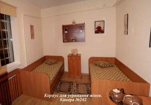 Два нардепа осмотрели камеру, в которой ранее содержалась Тимошенко