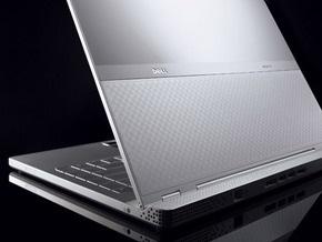 Dell представила самый тонкий в мире ноутбук