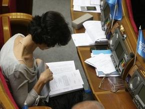 Рада усовершенствовала стадии принятия актов Нацсовета по телерадиовещанию