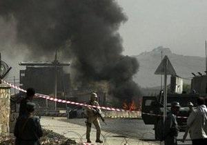 В Афганистане смертник атаковал колонну НАТО: талибы заявляют об 11 погибших американцах
