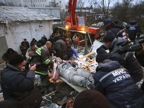 Взрыв жилого дома в Евпатории: возбуждено уголовное дело