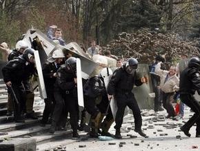 МВД Молдовы: Во время беспорядков в Кишиневе пострадали около 100 полицейских