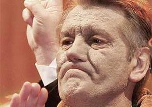 Отравление Виктора Ющенко - анализ крови - экс-президент - Ющенко выдвинул Кузьмину новые условия для сдачи крови