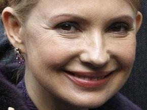 Тимошенко перенесла свой визит в Москву по техническим причинам