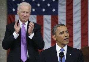 Укрепление среднего класса и расширение занятости в США стали основными темами послания Обамы к Конгрессу