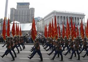 В День победы в Киеве военного парада не будет