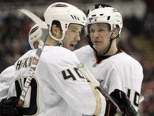 NHL: Утки покоряют Город Моторов
