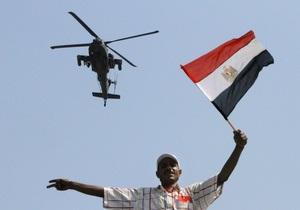 Исламист Мурси мешал бизнесу египетских военных - СМИ