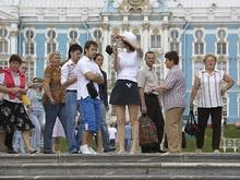В российских аэропортах снизился рост потока туристов