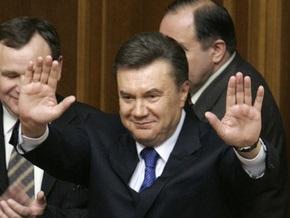 Янукович: Украина не может добиться оптимальной цены на газ