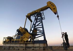 Нефть дешевеет из-за укрепления доллара