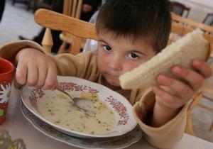 В школах Киева введут диетическое питание