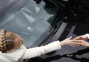 Тимошенко требует отпустить ее в Сумскую область: Люди попросили, чтобы приехала