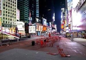 В центре Нью-Йорка обезвредили заминированный автомобиль