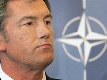 В Украине начинается популяризация вступления в НАТО
