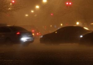 В Бельгии на скользкой дороге столкнулись тридцать автомобилей