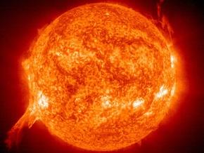 Зафиксирована самая крупная за год вспышка на Солнце