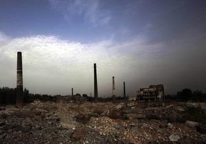 Украина сокращает добычу газа и нефти - Госстат