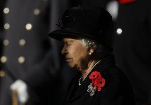 Британская королева недовольна визитом в редакцию ВВС