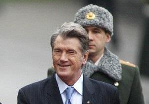 Ющенко: Поздравляю нацию с успешным освобождением экипажа Ariana