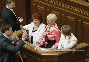 В Украине могут ввести квоты для женщин в органах власти