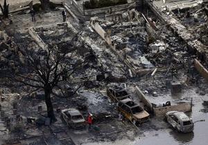 Сенат выделит 50,5 миллиарда долларов пострадавшим от урагана Сэнди