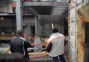 Ъ: Власти Киева представили список самых проблемных строек в столице