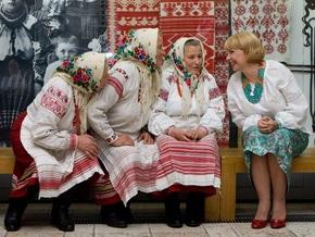 Фотогалерея: Новые бервы Екатерины Ющенко