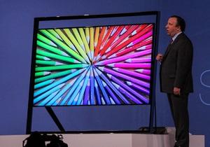 Samsung выпустит гигантский телевизор стоимостью £60 тысяч