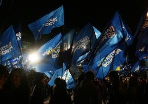 Депутат Госдумы: Успех Партии регионов на выборах - признак высокого доверия избирателей